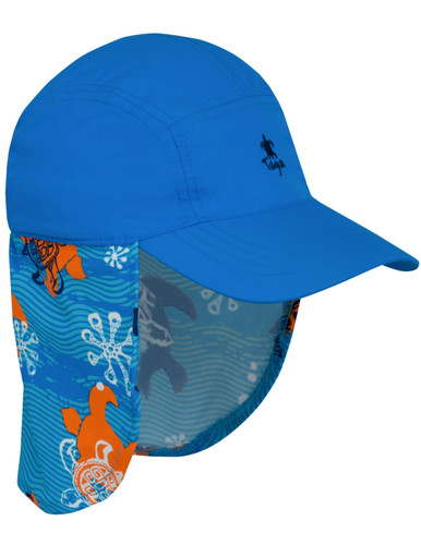 Tuga Boys UV legionnaire hat blue roller