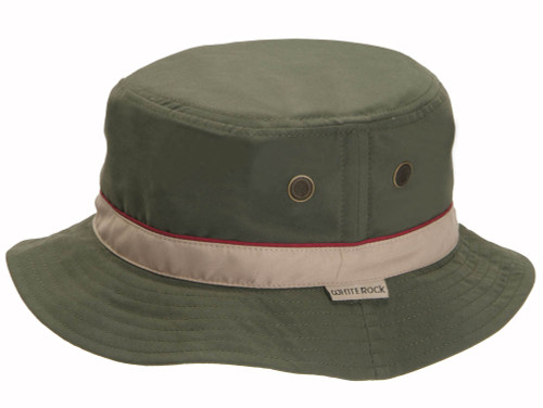 White Rock Oasis UV sun hat olive