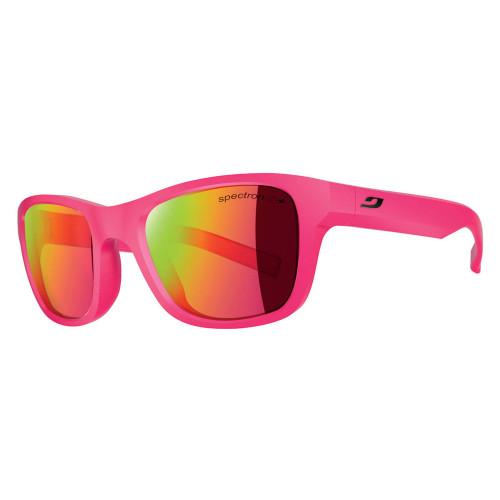Julbo girls reach matt pink sunglasses