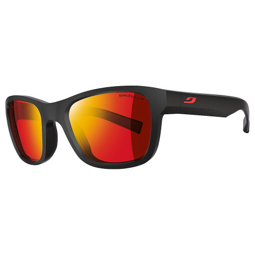 Julbo reach matt black sunglasses