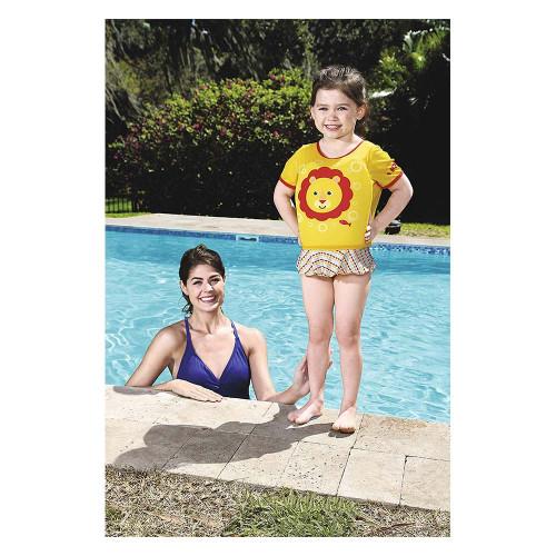 23a1680e40315 Fisher-Price Foam Girls Trainer Swim Vest (3-6 Years)