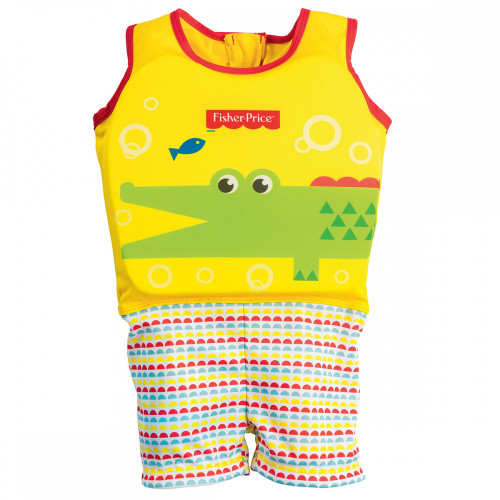 Fisher-Price Foam Boys Trainer Swim Suit (3-6 Years)