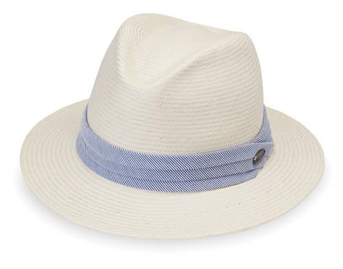 Womens Wallaroo UPF50 monterey sun protection hat