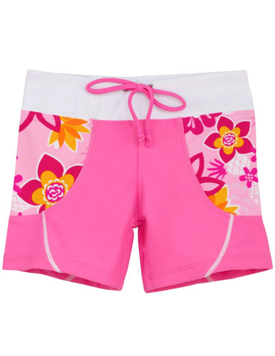 Tuga Girls UV Short shorts taffy