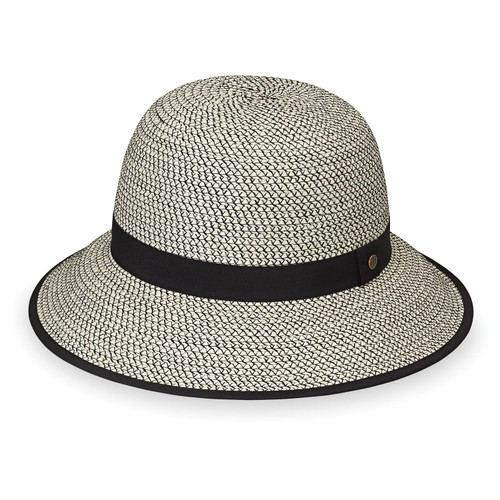 Womens Wallaroo Darby cloche style upf50+ sun hat