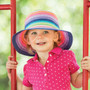 Wallaroo Petite Nantucket girls UPF50+ Sun hat