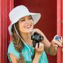 Womens Wallaroo Piper sun hat UPF50+
