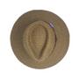 Womens Wallaroo sedona fedora UV sun hat top