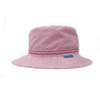Girls/Boys Wallaroo Sawyer Hat 4-8 Years (UPF50+) - Pink/Blue