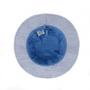 wallaroo boys blue stripes sawyer hat upf50 bottom