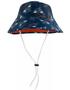 Sun Busters UV reversible bucket hat smoky orca