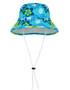 Sun busters Girls UV reversible bucket hat cristillo