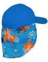 Tuga Boys UV legionnaire hat blue roller upf50+