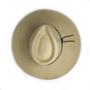 Wallaroo Womens montecito natural UPF50+ sun hat natural top