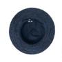 Womens Wallaroo Tori UPF50+ sun hat mixed navy bottom