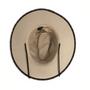 Mens Wallaroo UPF50 Cabo surf style hat bottom