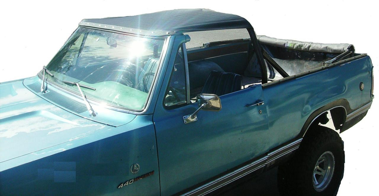 Roll Bar Top Ramcharger