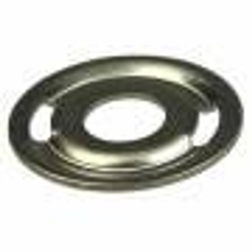 Black Washer for Curtain Fastener Stud with 2 Prongs