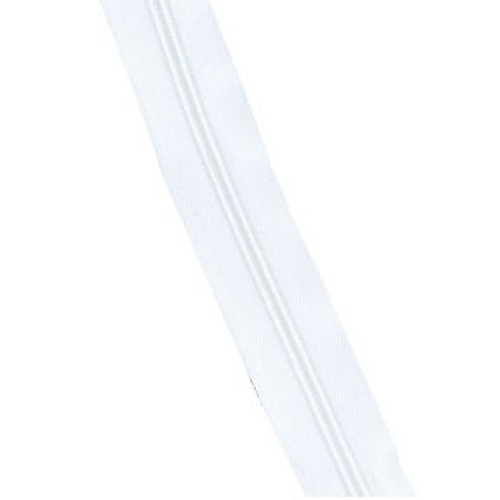 #10 Coil Chain White