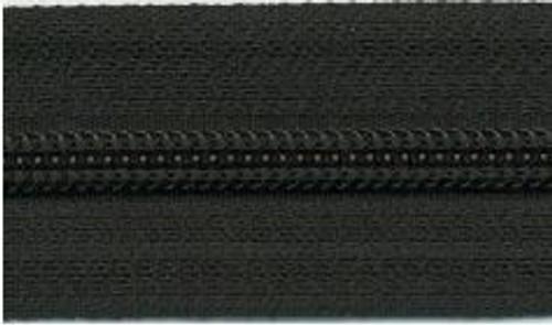 #5 Coil Chain Black