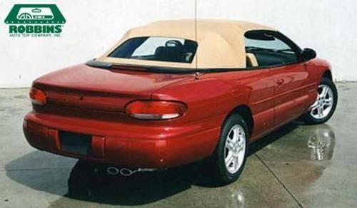 2001-2006 Chrysler Sebring Top & Heated Glass Combo