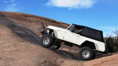 Jeepster Commando Soft Top