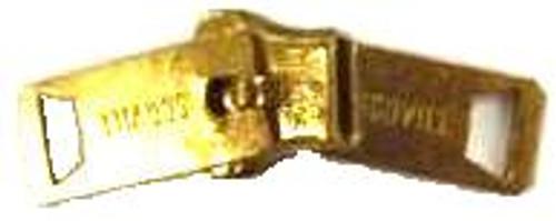 #10 Brass Double Pull Slide