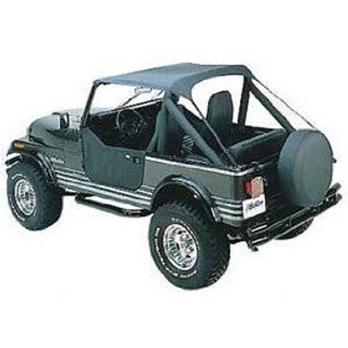 Roll Bar Top - CJ-7, CJ-8, Wrangler (up to 1991)
