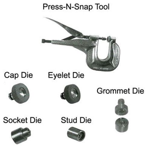 Pres-N-Snap Tool