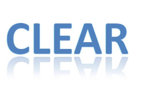 Low Luster Clear Aerosol