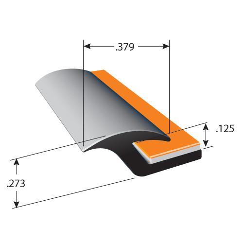 X1663 Dimensions