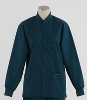 Scrub Med ROM spruce lab jacket on sale
