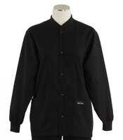 Scrub Med ROM midnight lab jacket