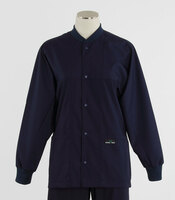 Scrub Med ROM twilight lab jacket