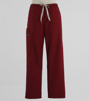 Scrub Med discount womens drawstring scrub pants currant