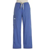 Scrub Med womens drawstring scrub pants hyacinth (scrublite)