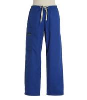 Scrub Med womens drawstring scrub pants pacific blue (scrublite)