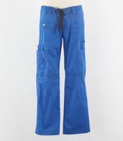 Dickies Gen Flex Womens Cargo Scrub Pants Royal - Tall