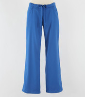 Greys Anatomy Womens Petite Scrub Pants New Royal