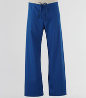 Maevn Tall Unisex Seamless Drawstring Scrub Pants Royal
