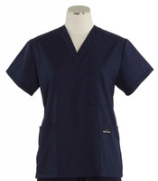 Scrub Med womens cheap v-neck scrub top twilight (scrublite)