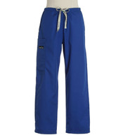 Scrub Med Womens Drawstring Scrub Pants Pacific Blue (ScrubLite) - Original Price $33 - ALL SALES FINAL!