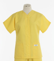 Scrub Med womens cheap scrub top baseball lemonade
