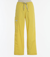 Scrub Med womens cheap drawstring scrub pants lemonade