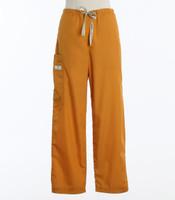 Scrub Med womens cheap drawstring scrub pants pumpkin (scrublite)