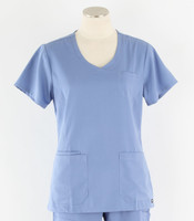 greys anatomy style 41460 womens ciel v-neck scrub top