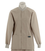 scrub med rom scrub jacket on sale khaki
