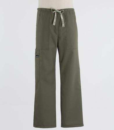 Scrub Med Mens discount drawstring moss scrub pants