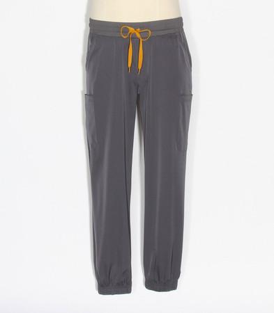 carhartt mens liberty cargo jogger tall scrub pants pewter style C56106T