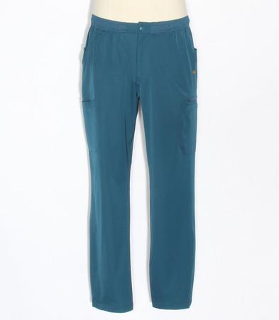 mens tall carhartt cargo scrub pants caribbean C55106T